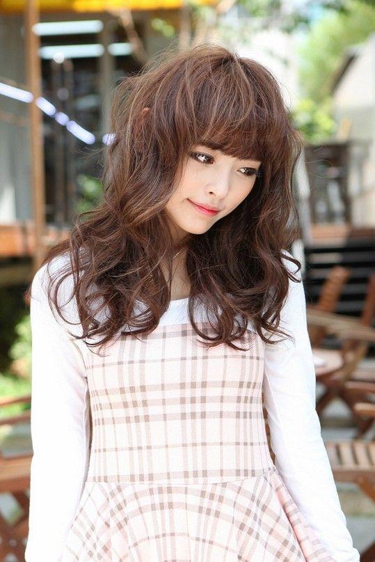 2016女生流行髮型