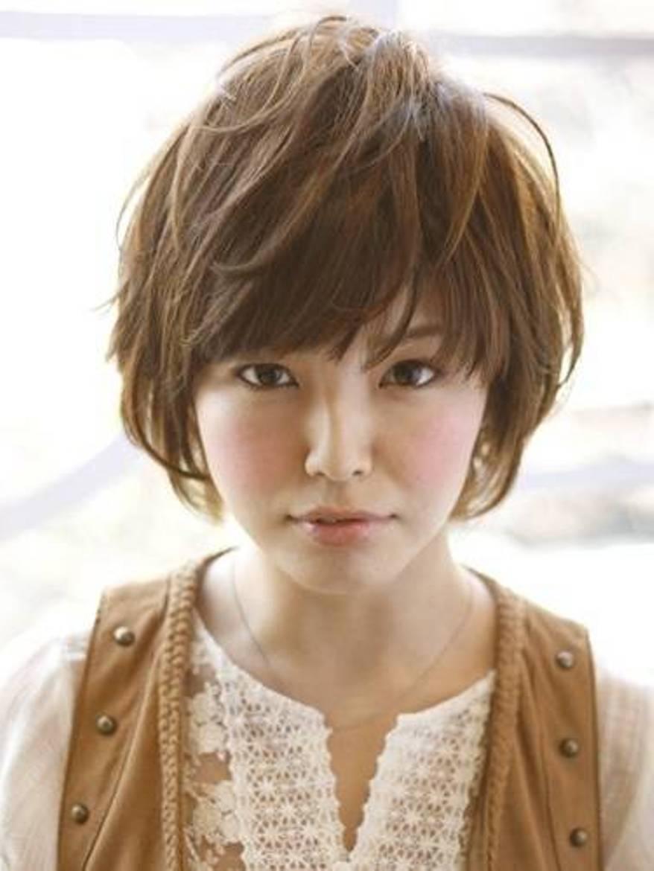 2016女生流行短髮髮型