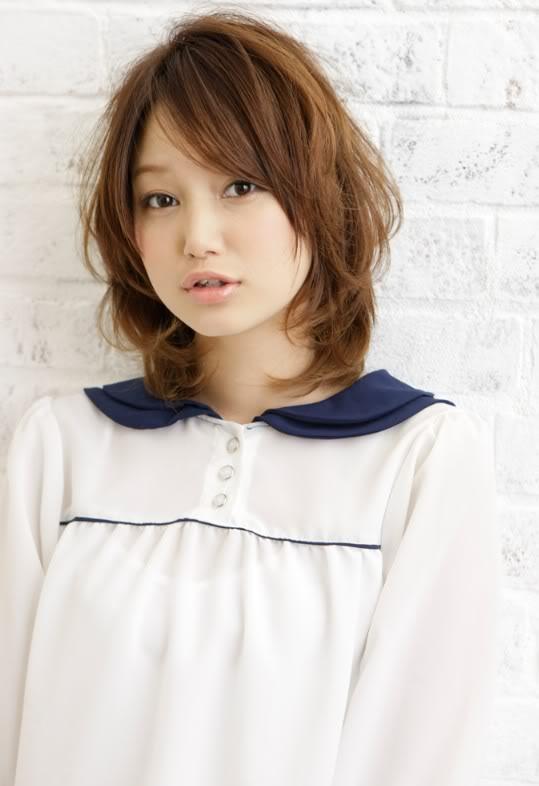 女生流行短髮髮型