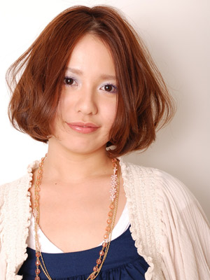 女生短髮髮型