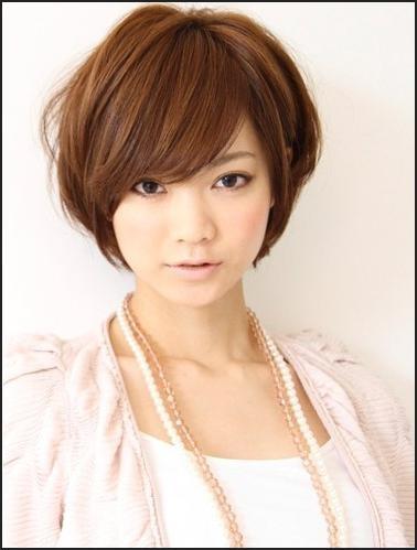 女生流行髮型