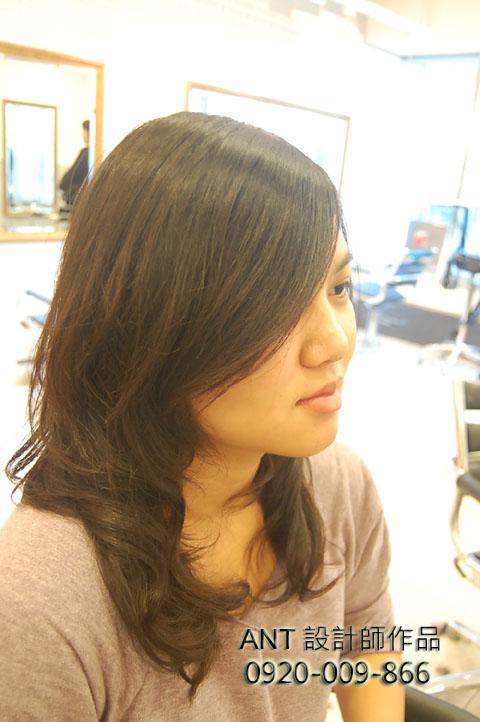 女生S型捲髮髮型