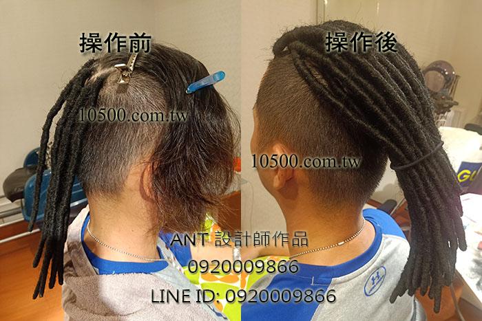 雷鬼專業接髮