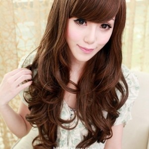 不定期更新女生中長髮型圖片