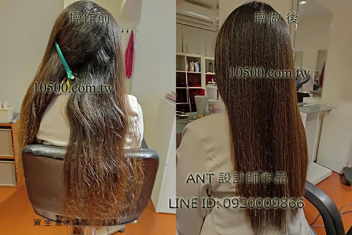 資生堂水質感無重力燙N1系列(直髮)