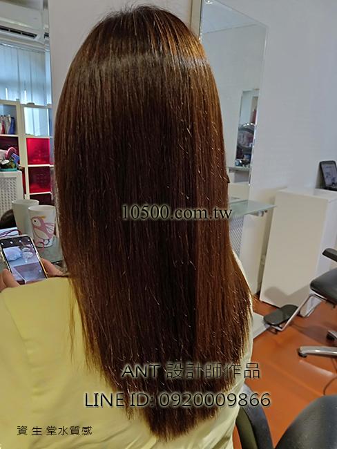 資生堂水質感縮毛矯正燙N1系列(直髮)