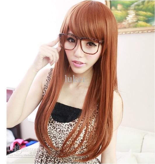 女生流行長髮