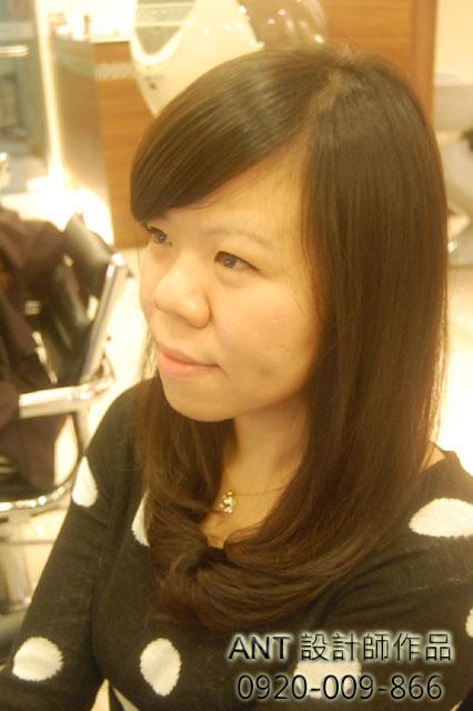 髮尾內彎 永遠不敗的流行髮型